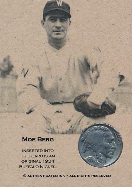 Moe Berg Jewish Baseball Museum