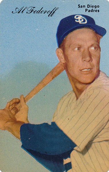 Al Federoff Jewish Baseball Museum